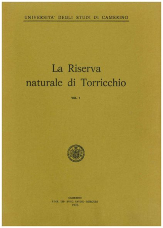 La riserva naturale di Torricchio