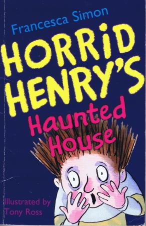 Horrid henry haunted house