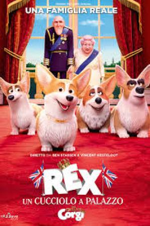 Rex : un cucciolo a palazzo
