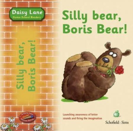 Silly bear, Boris Bear!