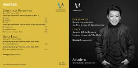 """Sonate per pianoforte op. 10 n. 2 e op. 57 """"Appassionata"""""""