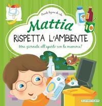 Mattia rispetta l'ambiente