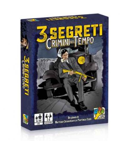 3 segreti: crimini nel tempo