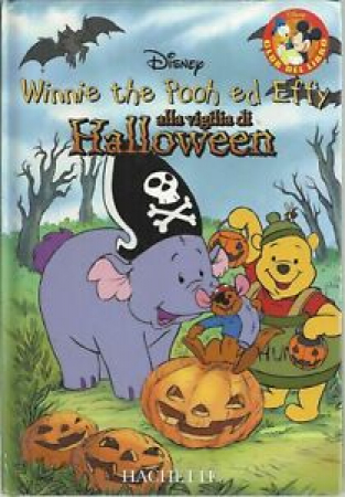 Winnie the Pooh ed Effy alla vigilia di Halloween