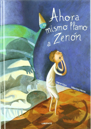 Ahora mismo llamo a Zenón