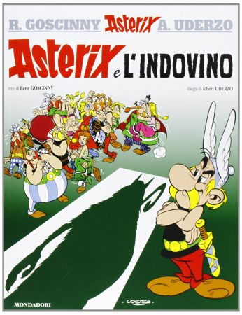 Asterix e l'indovino