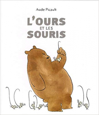 L' ours et les souris