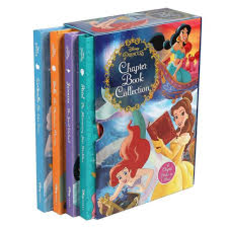 Disney Princess Chapter Book Collection