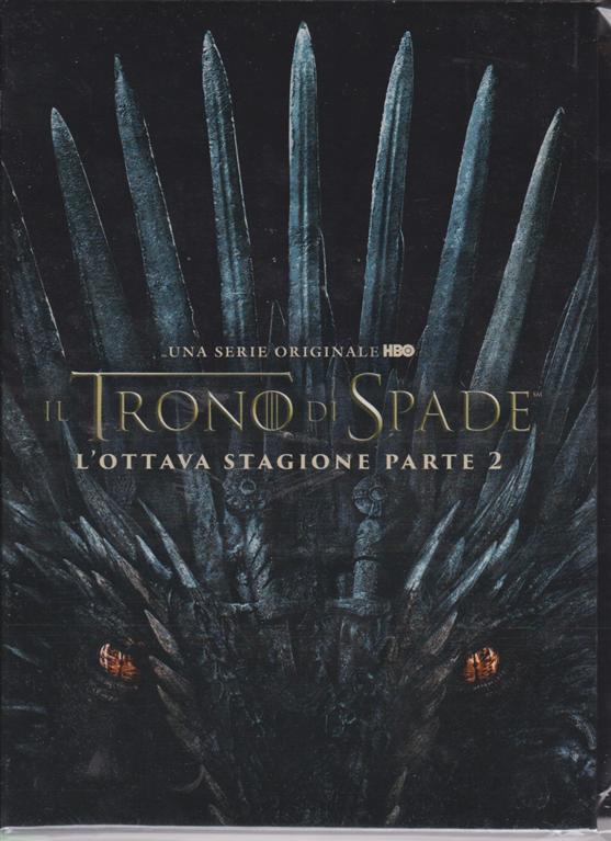Il trono di spade. L'ottava stagione: parte due