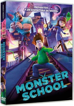 Monster School DVD / regia di: Leopoldo Aguilar