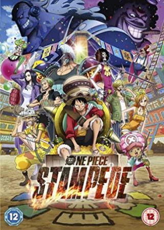 One Piece Stampede: il film