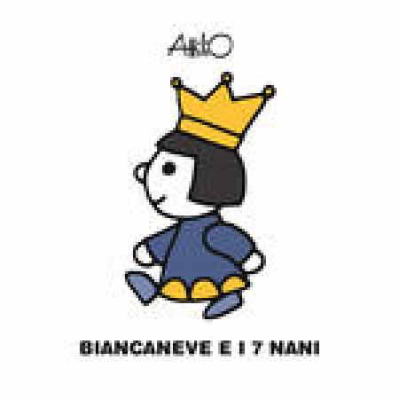 Biancaneve e i  nani :  Le mini fiabe di Attilio :  Ediz :  a colori