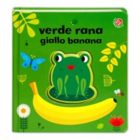 Verde rana giallo banana :  Clima Gabriele, Baruzzi Agnese