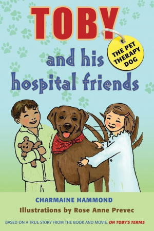 Toby and his hospital friends