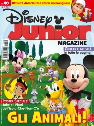 Disney Junior magazine [Periodici]