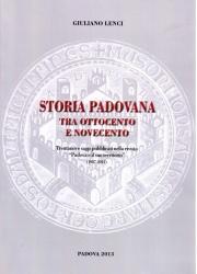 Storia Padovana tra ottocento e novecento